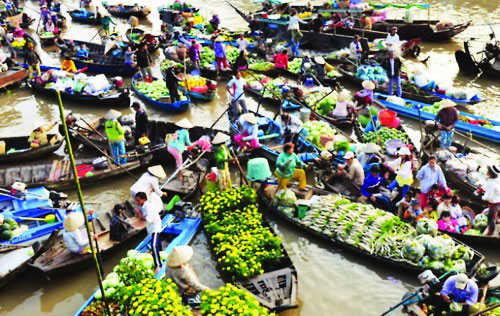 Sài Gòn – Tây Ninh – Tiền Giang – Cần Thơ
