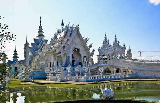 Pnompenh – Cung điện Hoàng Gia – Chùa vàng, Chùa bạc – Siem Reap – Đền Angkor