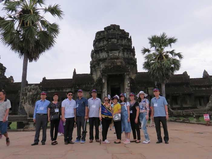 Campuchia tháng 9 năm 2018