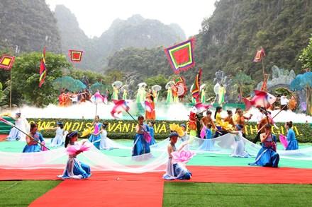 Hoãn tổ chức Lễ khai mạc Năm Du lịch Quốc gia 2020 – Hoa Lư, Ninh Bình vì dịch viêm đường hô hấp cấp do chủng mới virus nCoV