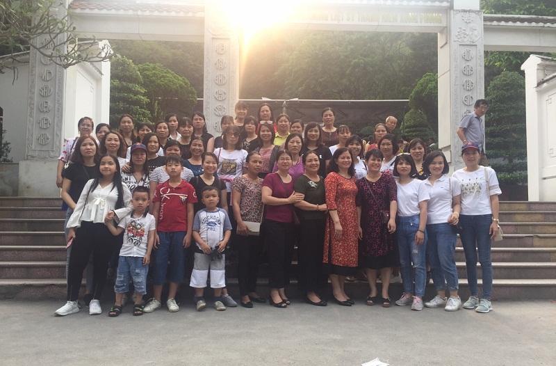 Đoàn nhà máy nước Ninh Bình thăm Quảng Bình – Ngã ba Đồng Lộc tháng 4/2019