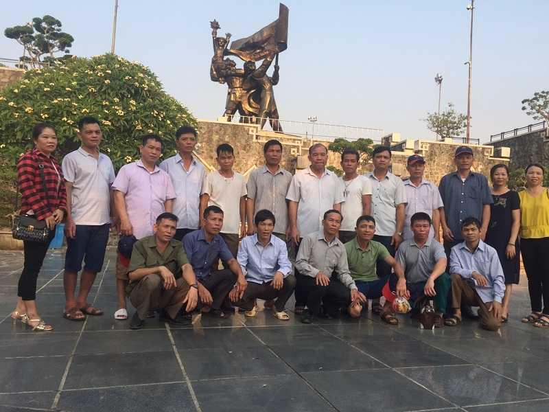 Thăm chiến trường xưa – Sơn La – Điện Biên T5.2019