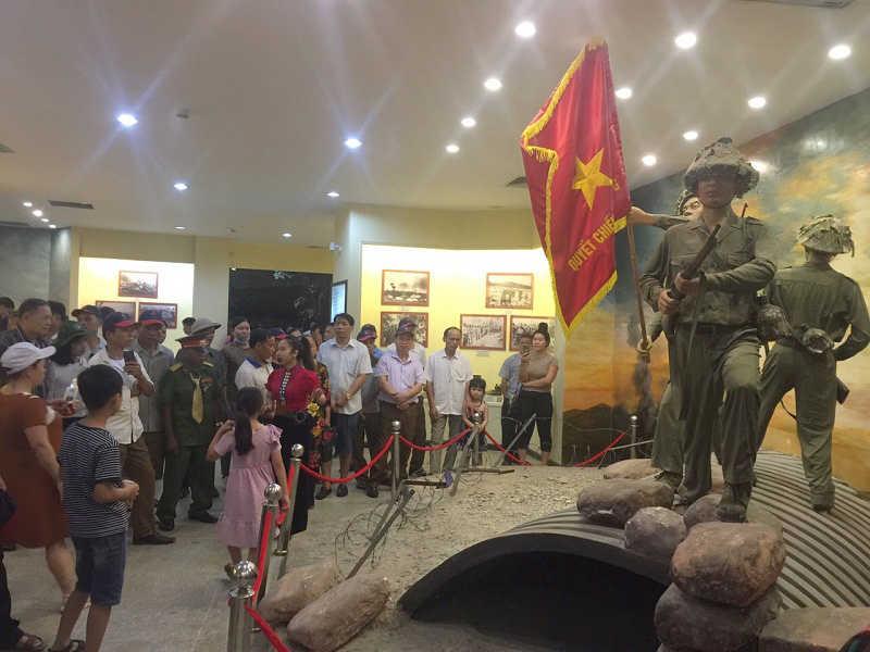 Thăm chiến trường xưa - Sơn La - Điện Biên T5.2019