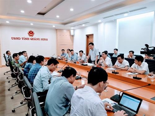 Tỉnh Ninh Bình làm việc, trao đổi kinh nghiệm tổ chức năm du lịch quốc gia 2020