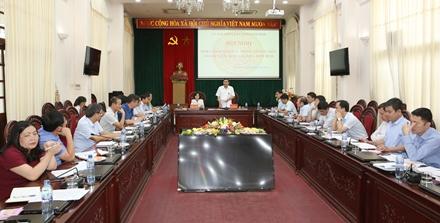Triển khai nhiệm vụ trọng tâm tổ chức Năm du lịch quốc gia 2020- Ninh Bình