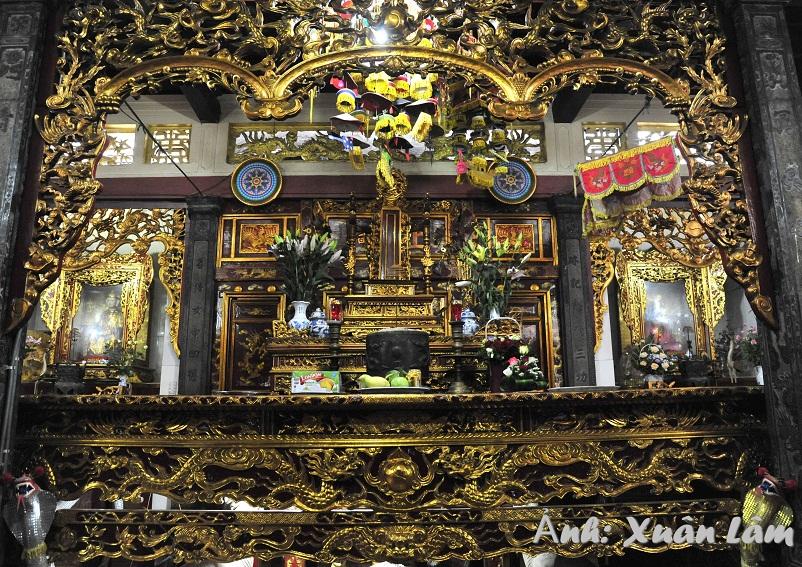 Khám phá tâm linh đền Dâu Quán Cháo Ninh Bình