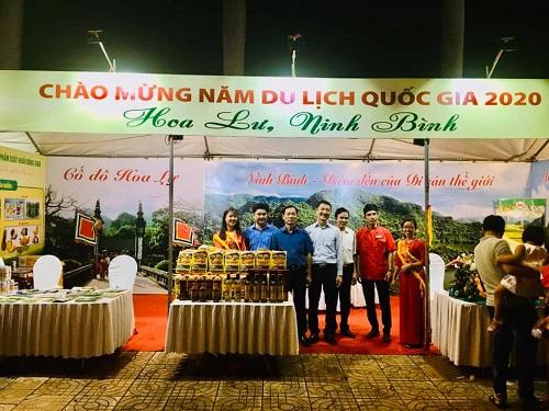 Ninh Bình tham gia Liên hoan Du lịch làng nghề - Ẩm thực tỉnh Hà Nam lần thứ II năm 2019