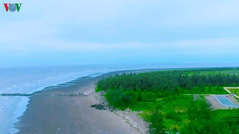 Lần đầu tiên Ninh Bình sẽ khai thác du lịch biển vào mùa hè năm 2020