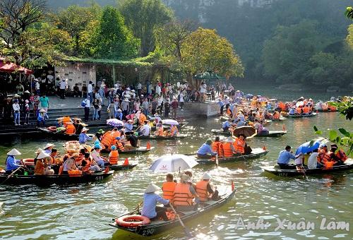Tăng cường quảng bá hình ảnh du lịch Ninh Bình