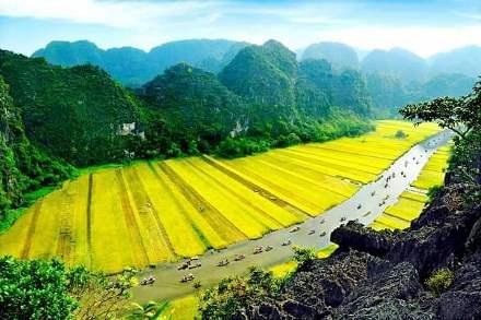 """Thông báo về Tuần Du lịch """"Sắc vàng Tam Cốc – Tràng An"""" năm 2020"""