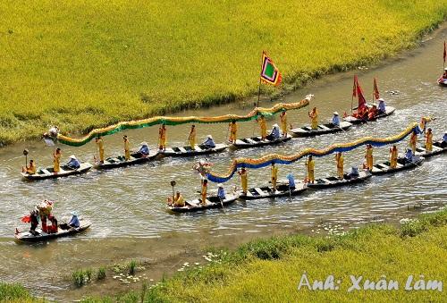 """Tuần Du lịch Ninh Bình """"Sắc vàng Tam Cốc – Tràng An"""" sẽ diễn ra từ ngày 16-22/5/2020"""