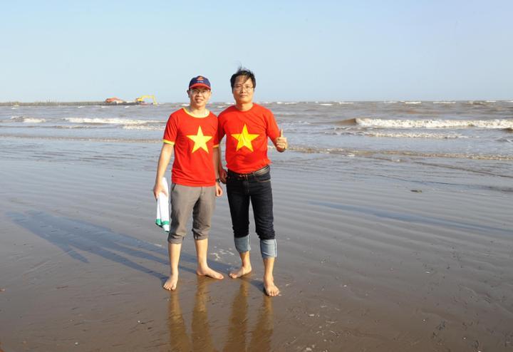 Cồn Nổi, Kim Sơn – Tiềm năng du lịch biển