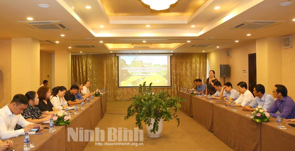 Hiệp hội du lịch Ninh Bình xây dựng kế hoạch Kích cầu du lịch lần 2