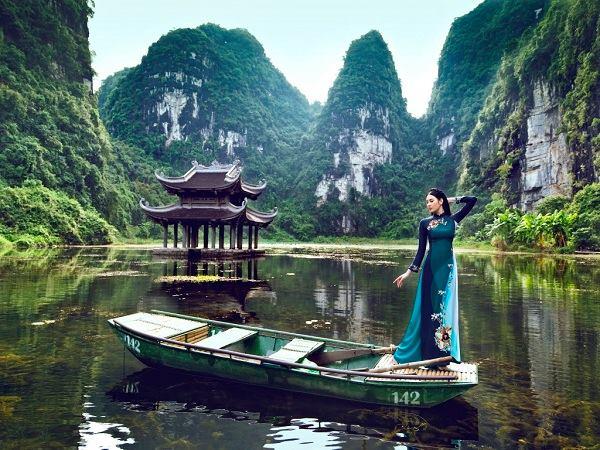 Từ Hang Múa tới Tràng An, mùa thu Ninh Bình đẹp mê lòng
