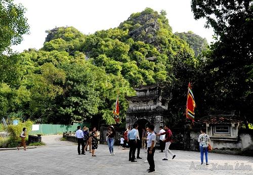 Núi Mã Yên – Nơi an nghỉ hoàng đế hai triều Đinh, Tiền Lê