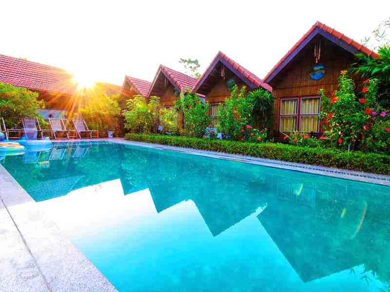 4 thiên đường nghỉ dưỡng tại Ninh Bình