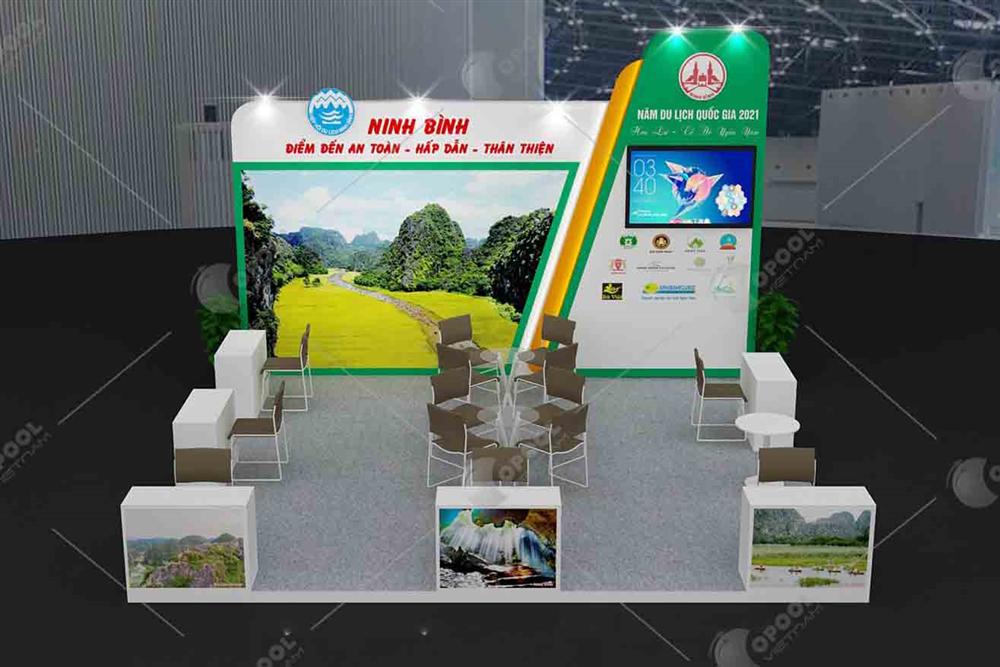 Du lịch Ninh Bình sẵn sàng tham dự Hội chợ Du lịch Quốc tế Việt Nam (VITM Hanoi 2020)