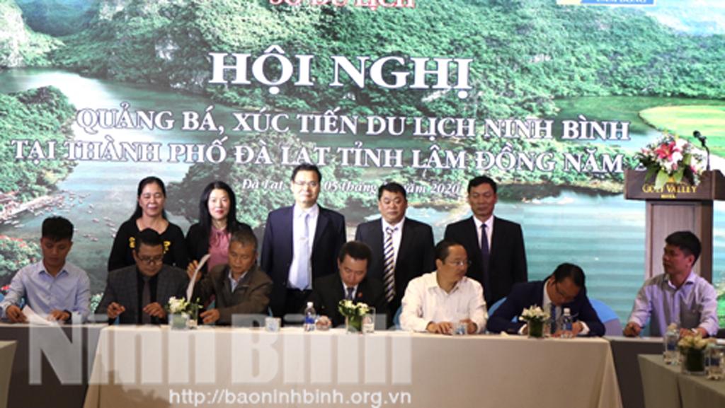 Xúc tiến, quảng bá Du lịch Ninh Bình tại thành phố Đà Lạt