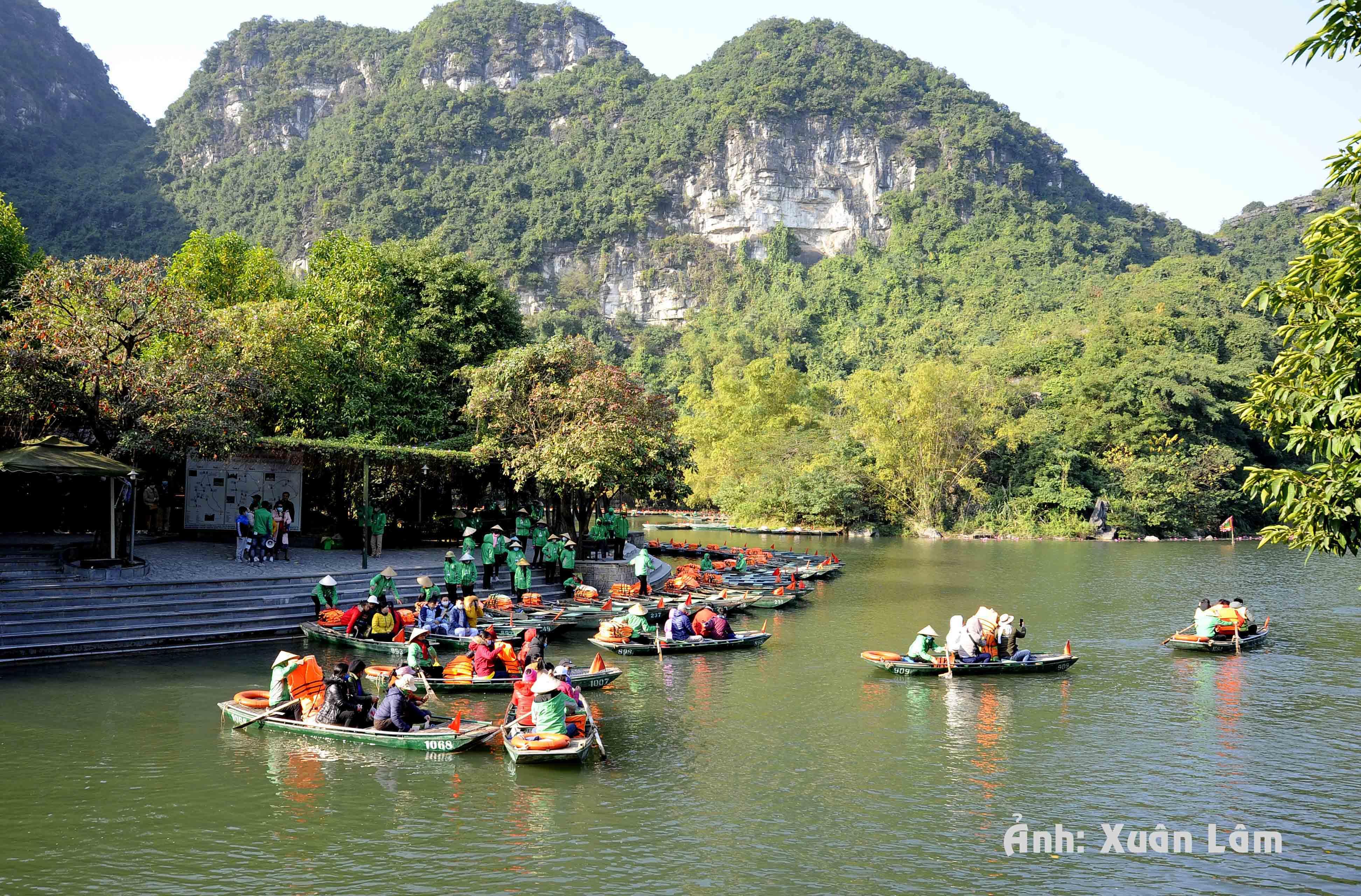 Ninh Bình lọt top những điểm đến hấp dẫn nhất cần khám phá ở Châu Á