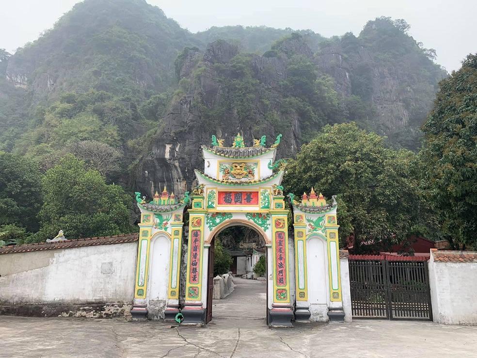 Linh thiêng ngôi chùa cổ Bàn Long nghìn năm tuổi